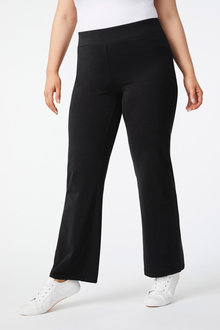 Plus Size - Sara Bootleg Leggings - 126865