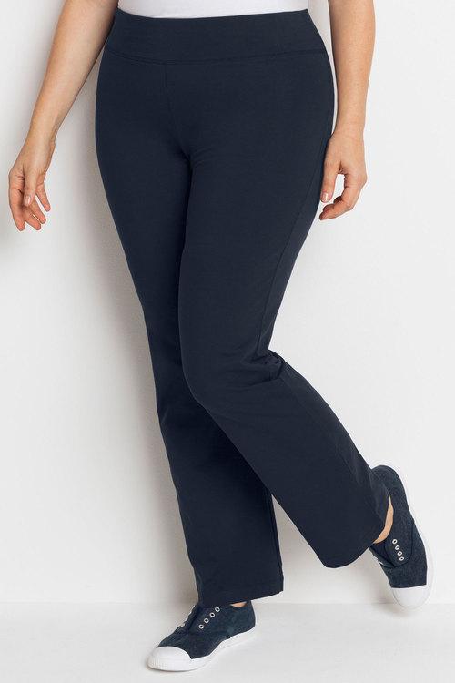 Plus Size - Sara Bootleg Leggings