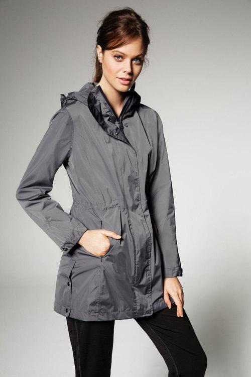 Isobar Longline Waterproof Jacket Online  1696bbf14