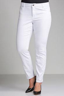 Plus Size - Sara Straight Leg Jeans
