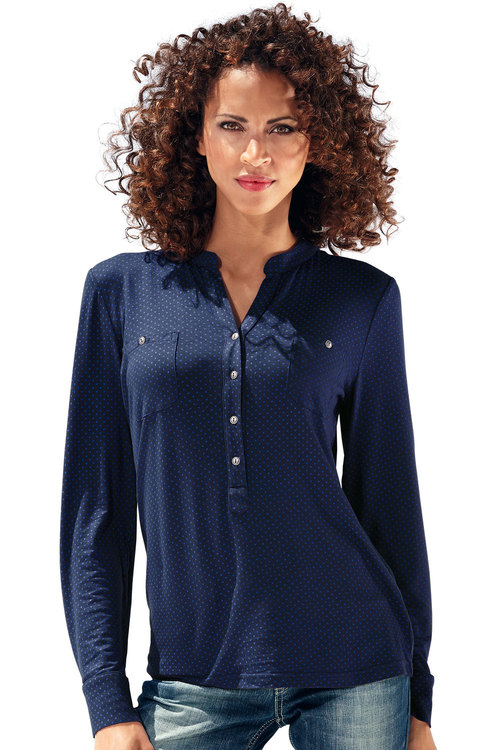 Heine Spotted Blouse