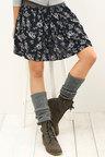 Urban Printed Casual Skirt