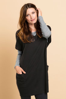 Capture Merino Layering Tunic