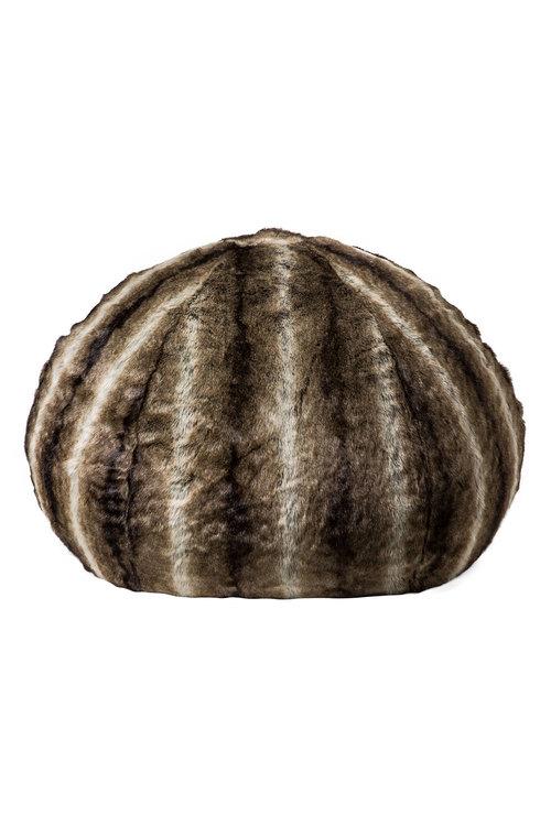 Luxe Faux Fur Bean Bag Cover