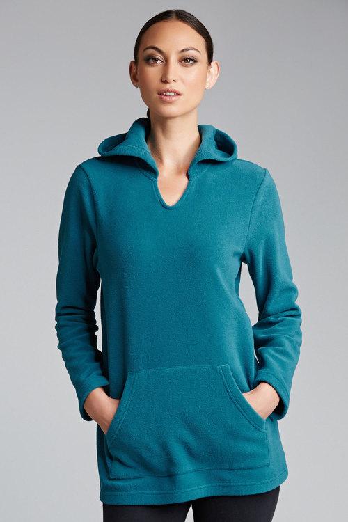 Capture Hooded Fleece with Pocket