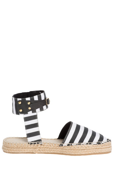 Ankle Strap Espadrille