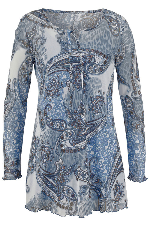 Urban Printed Tunic