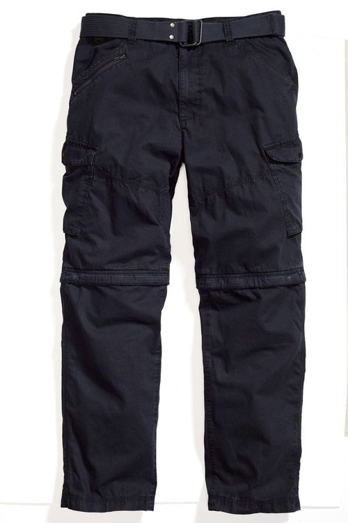 Next Cargo Trousers With Zip-Off Legs