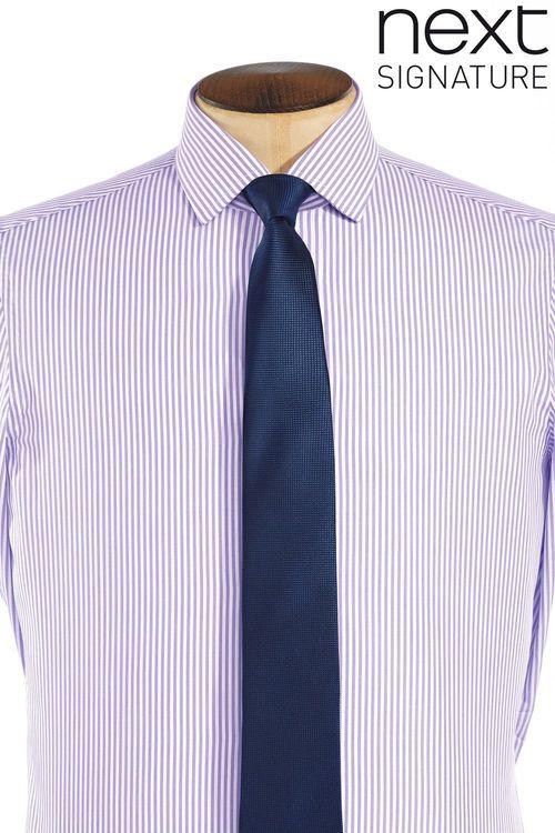 Next Signature Bengal Striped Shirt