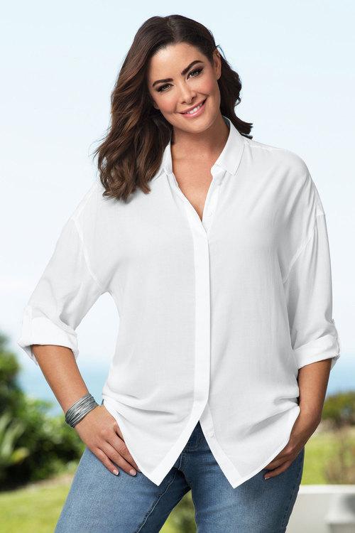 The Sara Easy Shirt