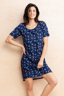 Mia Lucce T-Shirt Nightie - 139136