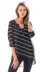 Capture Stripe Tunic