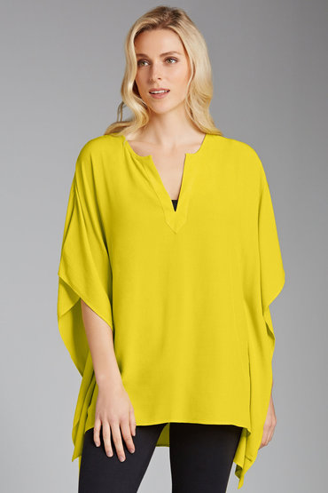 Capture Poncho Tunic