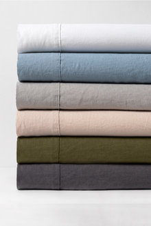 Hampton Linen Sheet Set