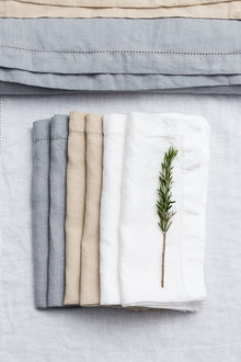 Hampton Linen Napkin Set