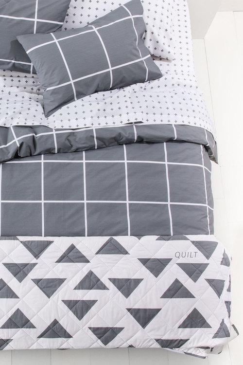 Cotton Coordinates Quilt