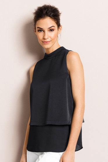 Grace Hill Double Layer Tank