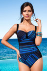Quayside Tab Front Swimsuit