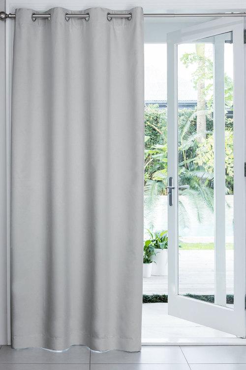 Henley Eyelet Curtains Pair