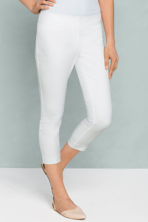 Capture Stretch Crop Pants