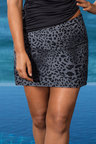 Plus Size - Quayside Woman Skirted Swim Brief