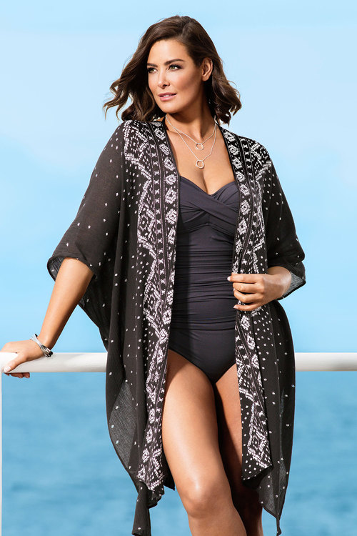 Plus Size - Sara Cover Up