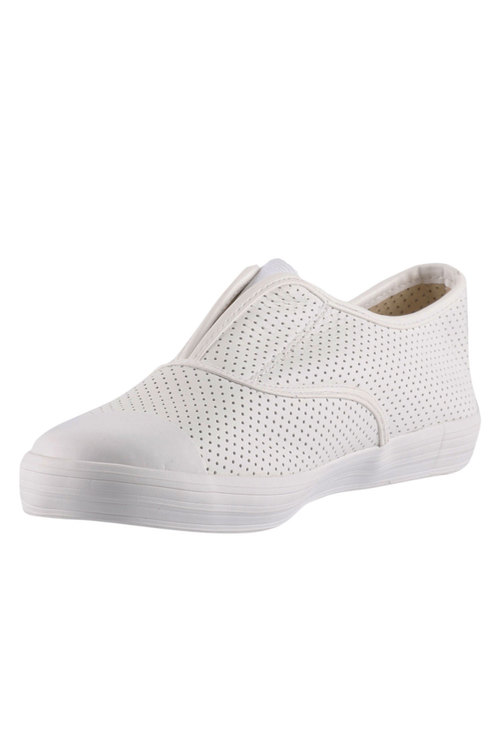 Emerge Leather Perforated Sneakers