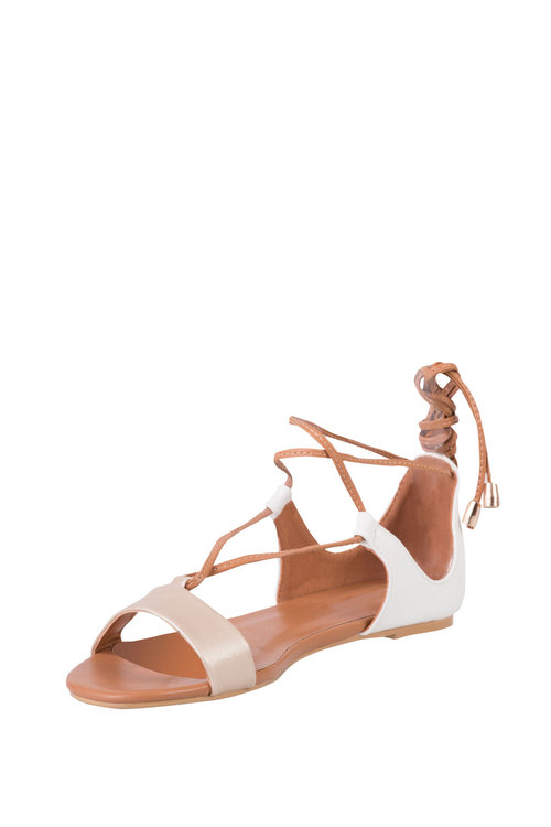 Emerge Grecian Gladiator Sandal