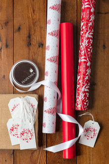 Christmas Wrapping Set