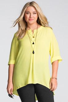 Plus Size - Sara Summer Shirt