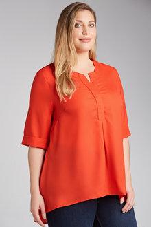 Plus Size - Sara Summer Shirt - 144713