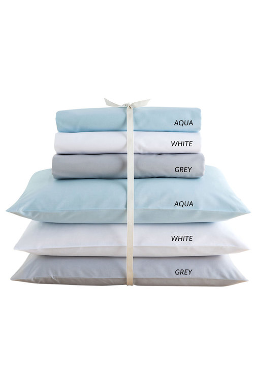 225 Thread Count Polyester Cotton Sheet Set