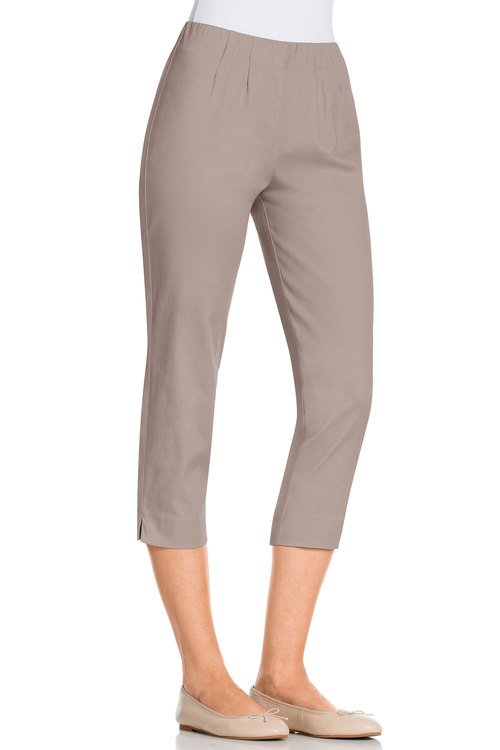 Capture Twill Capri