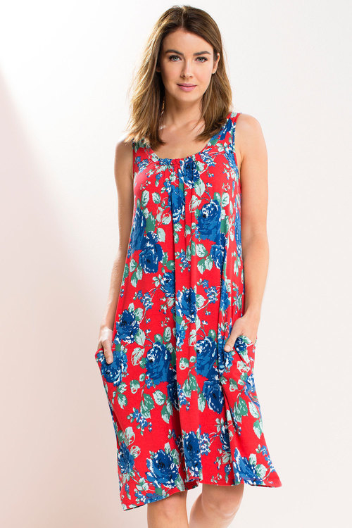 Capture Swing Dress