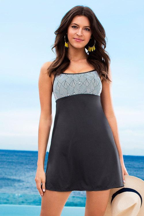 Quayside Dress Swimsuit