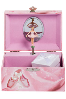 Personalised Ballerina Jewellery Box