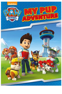 Personalised Adventure Book Paw Patrol My Pup Adventure