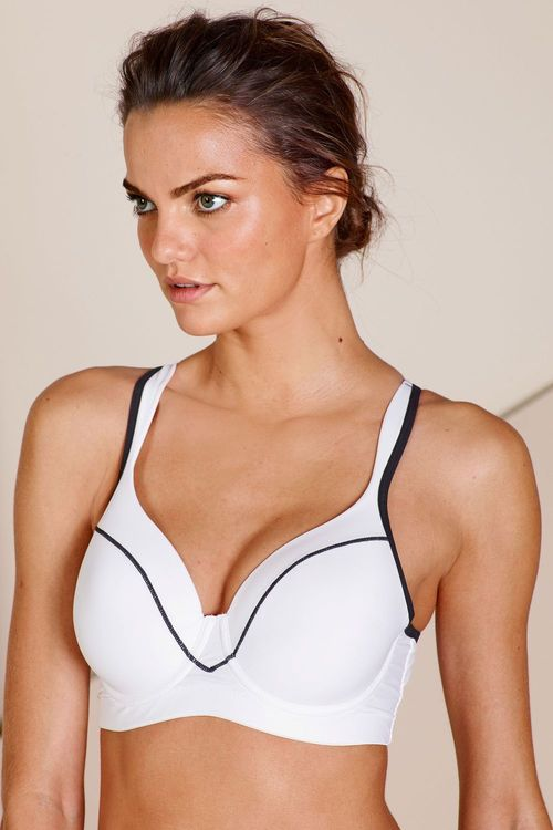 Next Light Padded Underwired Sports Bra