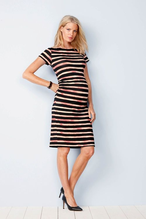 Next Stripe Dress (Maternity)