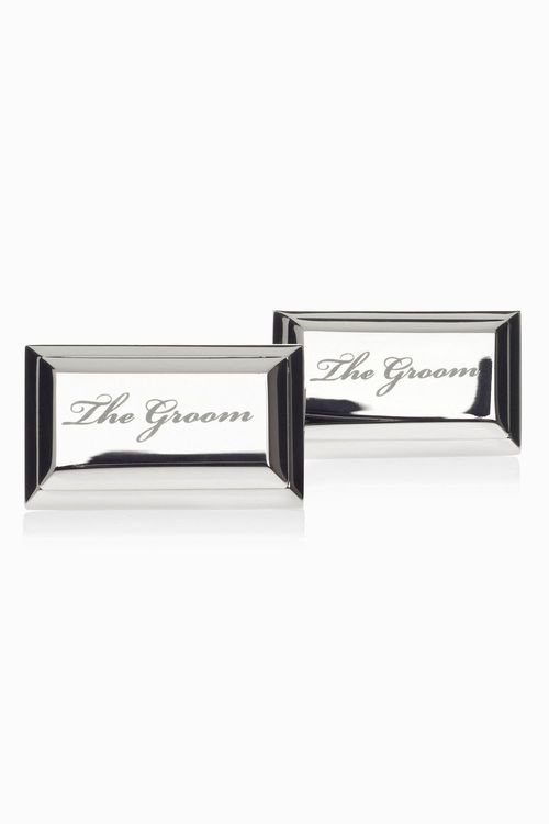 Next Wedding Cufflinks