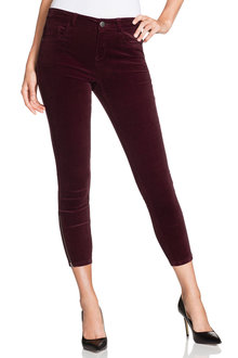 Capture Straight Leg Zip Cord Pant