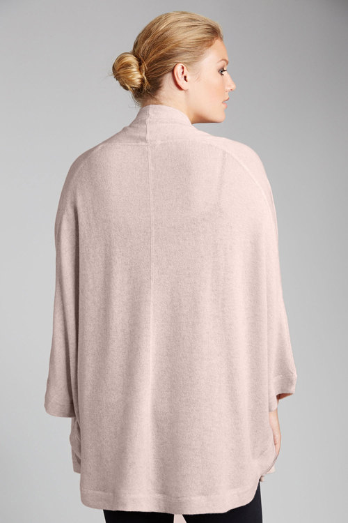 Grace Hill Woman Cashmere Cape