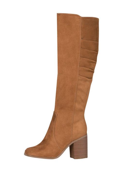 70's Block Heel Boot