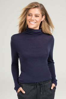 Capture Roll Neck Jumper