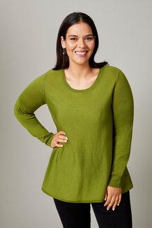 Sara Merino Swing Knit - 149467