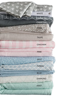 Flannelette Sheet Set