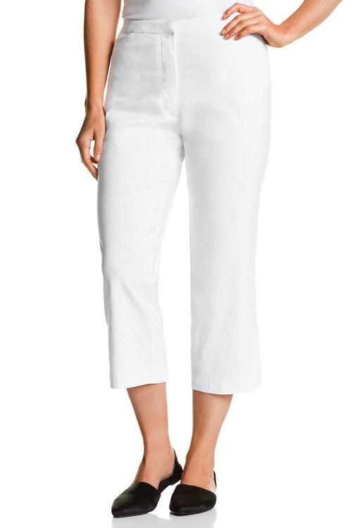 Plus Size - Sara Bengaline 3/4 Zip Pant