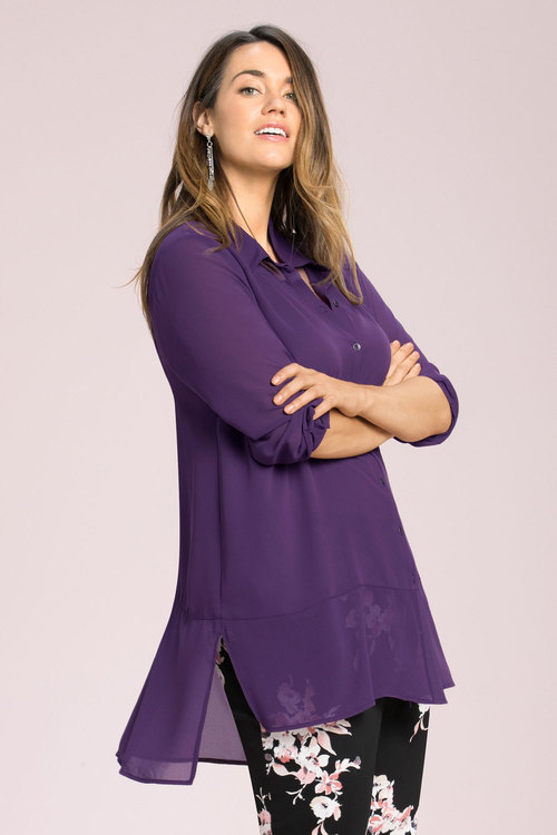 Sara The Long Blouse