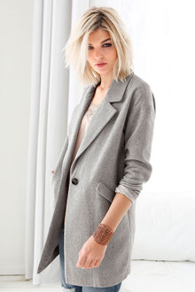 Urban Long Blazer