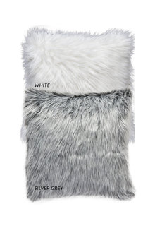 Zambezi Faux Fur Cushion